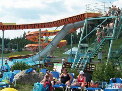 Хельсинки аквапарк