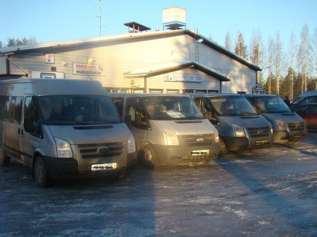 Туры в Финляндию на микроавтобусе от дома до дома