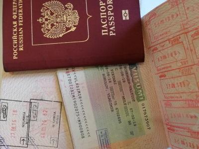 Откат визы в Финляндию
