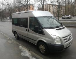 аренда микроавтобуса в Финляндию