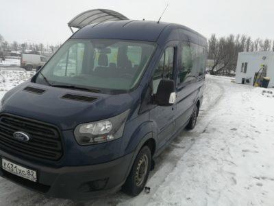 аренда микроавтобуса в Финляндию с водителем