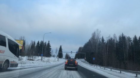 Поездка в Финляндию из Красного села
